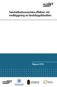 Tillväxtanalys Rapport 0116