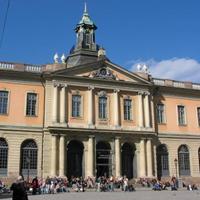 Stig Björne, Stockholmsbörsen